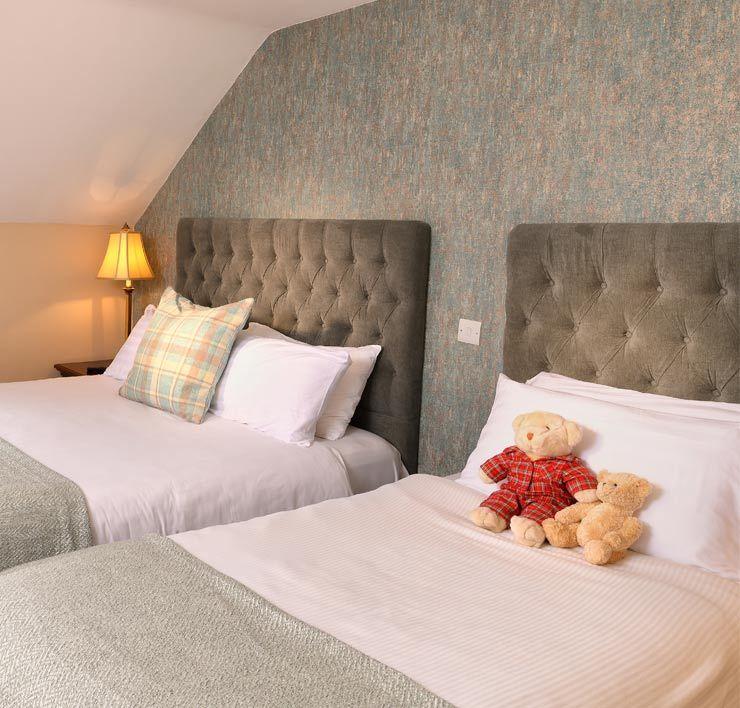 Room at Bunratty Manor