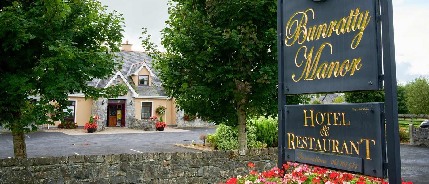 Bunratty Manor Hotel & Restaurant