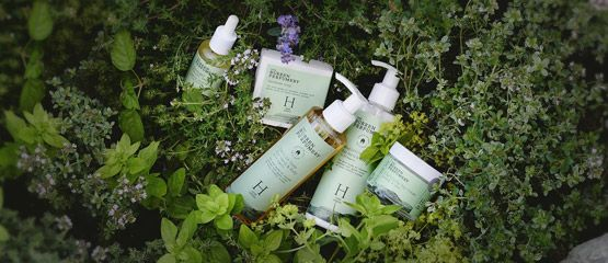 Burren Perfumery products