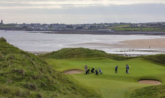 Lahinch Golf Club in Clare